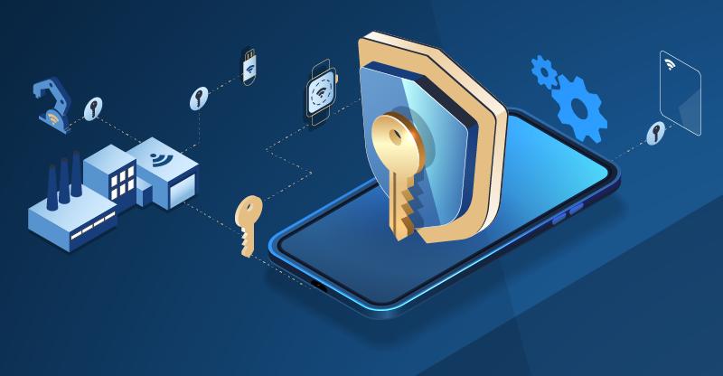 RSA Randomness and IoT
